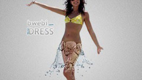 Одежда из воды