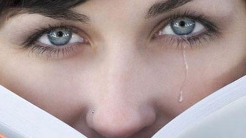 Реалистичные слёзы в фотошоп