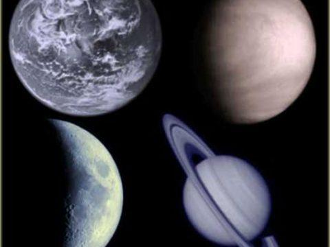 Кисти «Планеты 1»