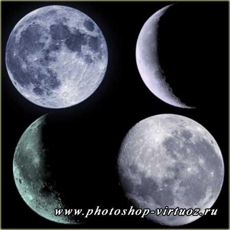 """Кисти """"Луна"""""""