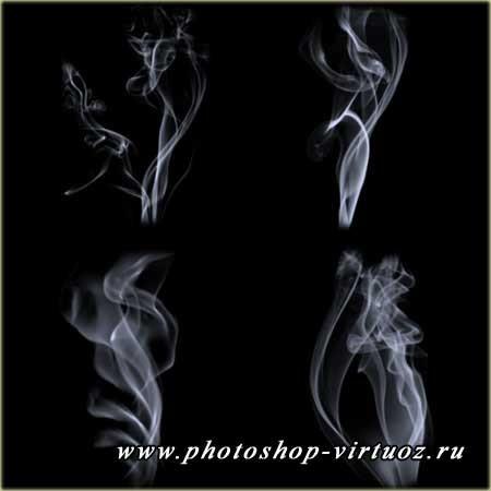 """Кисти """"Табачный дым"""""""