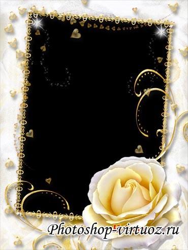 Рамка для невесты