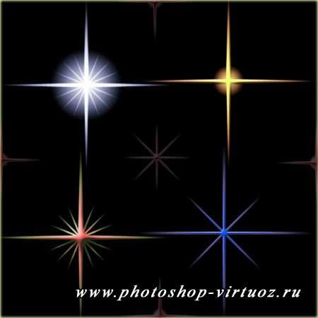 Как сделать фотошоп с звездой - АН Ключи